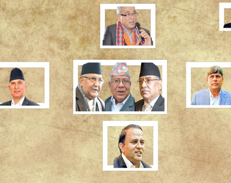 Prime Minister Oli fails to woo Dahal despite reaching Khumaltar