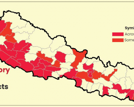 Prohibitory order enforced in 41 of 77 districts to contain COVID-19