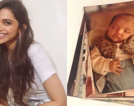 Pictures of baby Deepika will leave you in awe