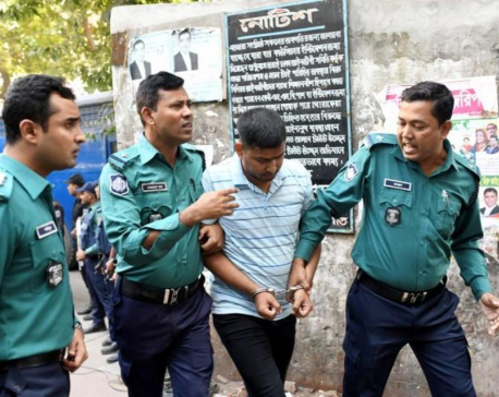 Bangladesh sentences seven to death for 2016 cafe attack