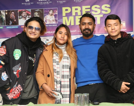 Final contestants of Voice of Nepal season 2 to promote VNY 2020