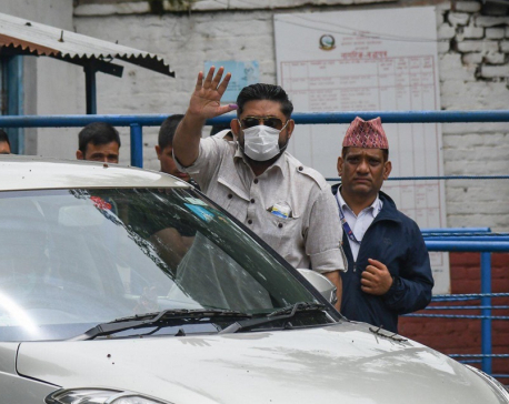 Murder-convict former DIG Koirala released from jail