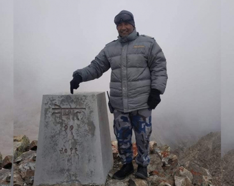 Missing pillar number 11 along Nepal-China border found