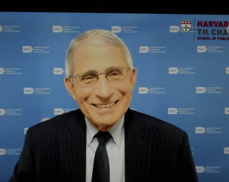Fauci says herd immunity possible by fall, 'normality' by end of 2021