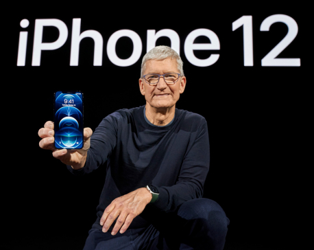 Apple enters 5G race with new iPhone 12 range