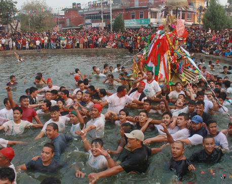 Glimpses of Gahana Khojne Jatra (photo feature)