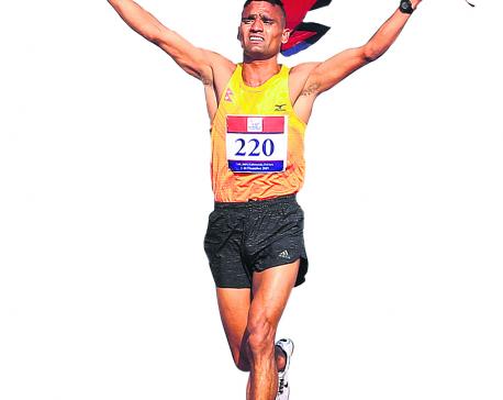 Parki ends athletics gold drought
