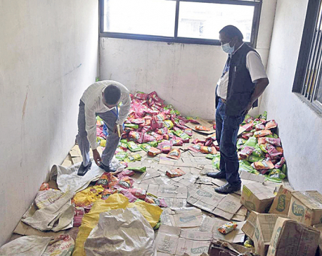 One-year jail term, fine slapped on traders for relabeling expired food items