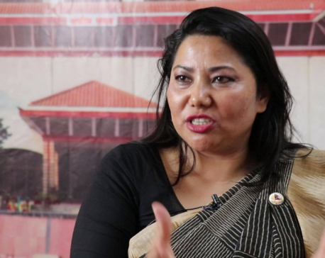 It is our duty to give vote of confidence to PM Deuba: Ram Kumari Jhakri