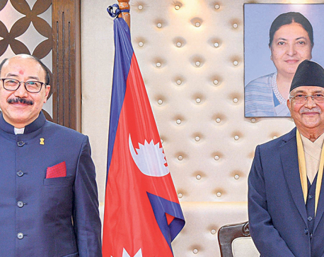 Nepal, India agree to resolve border issues via talks