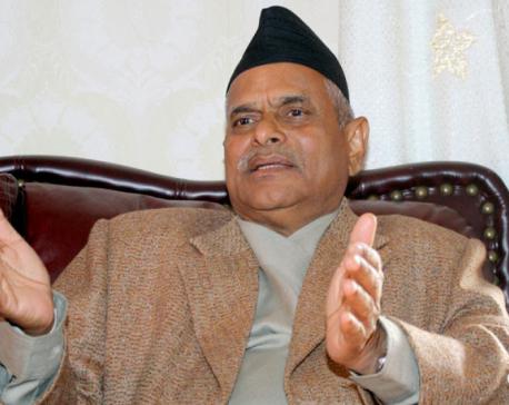 Dissolution of HoR is unconstitutional: Former Prez Yadav