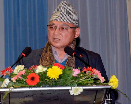 MCC should be passed after revising some provisions: Thapa