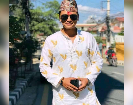 Misconduct case filed against actor Paul Shah in Dharan