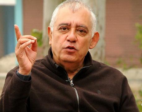 I will not back down on candidacy: NC General Secretary Koirala