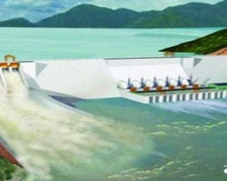Flood sweeps away Darkhola Hydropower plant