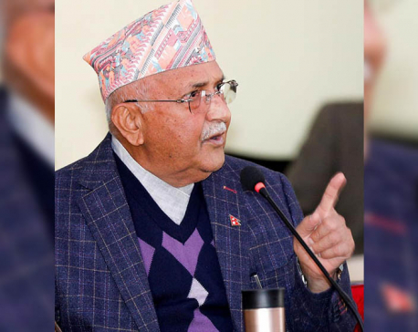 Govt manipulated tax rates on certain import items to amass billions of rupees: Oli