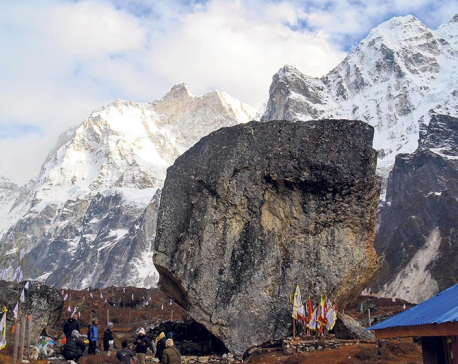 Tourists stranded in Kanchenjunga area due to continuous rain