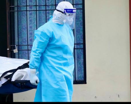 Two persons die of coronavirus at Narayani Hospital