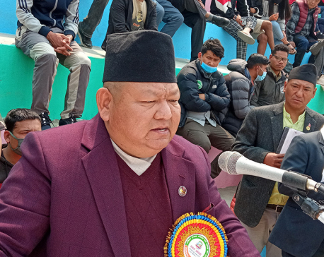 I will not join hands with private companies to weaken NAC: Minister Ale