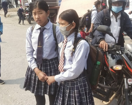 Schools in KMC running physical classes from today