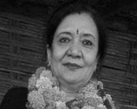 NC Vice President Gachchhadar's wife passes away
