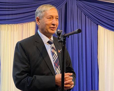 Efforts are underway to send US vaccines to Nepal: Ambassador Khatiwada
