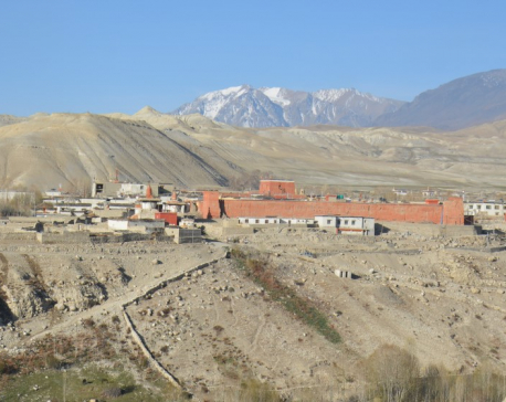 COVID-19 reported above 3,900 meters in Mustang and 3,500 meters in Manang