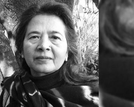 Veteran poet Banira Giri passes away