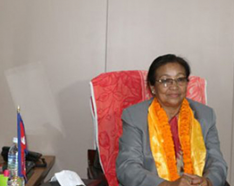 Nainkala Thapa appointed as spokesperson of the government