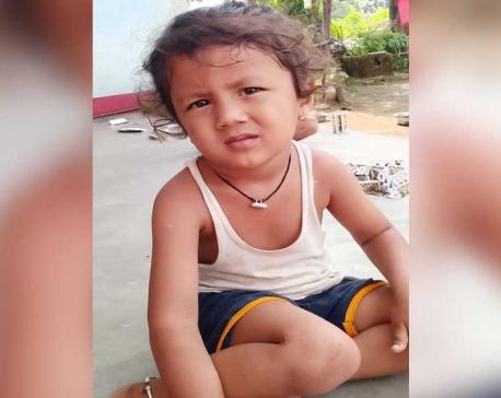 Missing child found dead