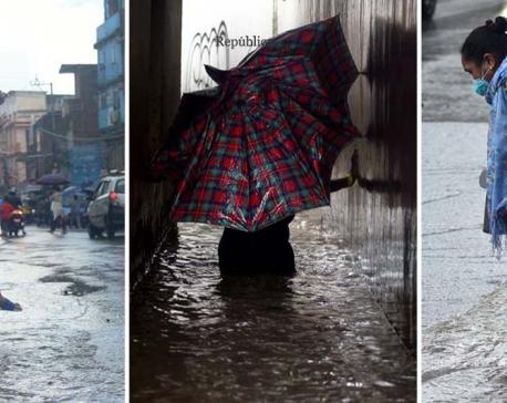 Settlements across Kathmandu Valley at risk of floods