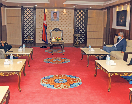 Ruling parties agree to give full shape to the cabinet at the earliest
