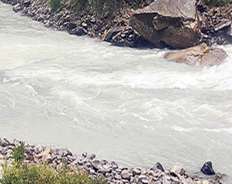 Boat capsizes in Karnali river, six missing