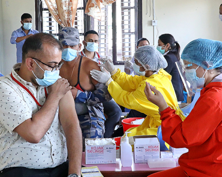 33 pc population to be vaccinated within mid-October