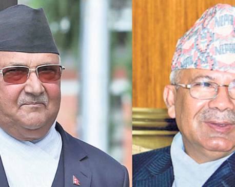 Oli is an obstacle to party unity: Nepal