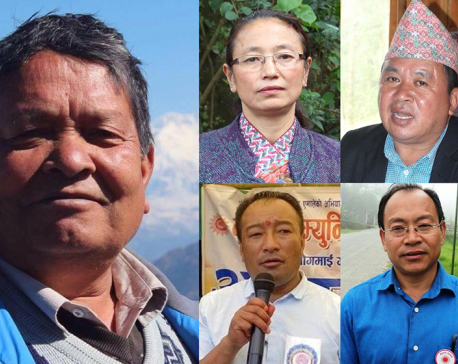 UML leaders close to Khanal say party should remain united