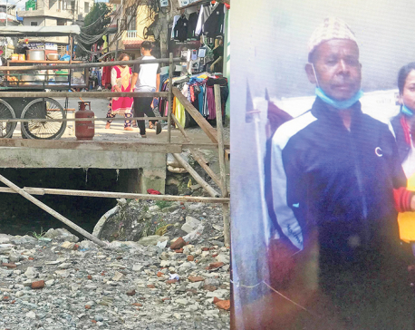 Child goes missing in a drain in Kathmandu. Who is responsible?