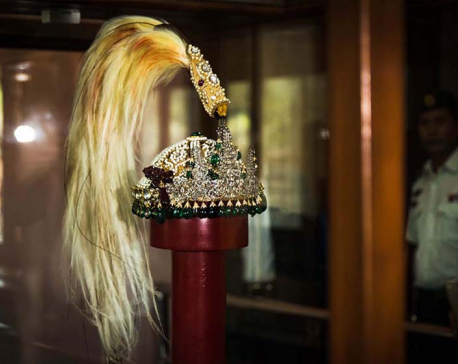 Youth arrested for trying to steal crown from Narayanhiti Palace Museum