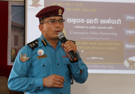 Data shows criminal activities in Bhaktapur on the rise