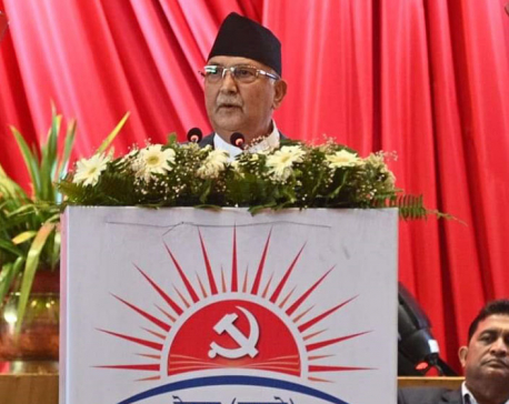 Diplomatic initiatives needed to recover encroached territories: Oli