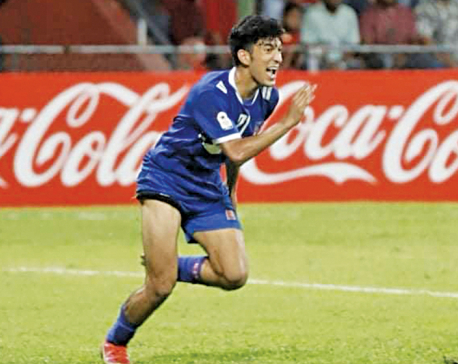 Nepal achieves historic victory against the Maldives