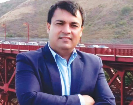 NRNA Middle East provided medical oxygen to Nepal by skipping meals: Dr Badri KC