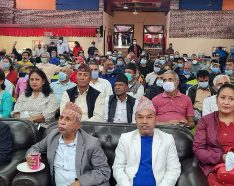 UML is not a party but just a faction led by Oli: Bhusal
