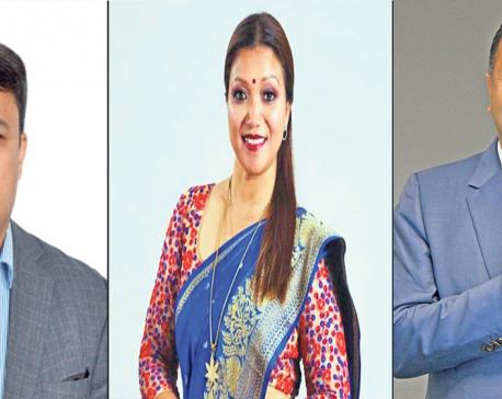 Three candidates for NRNA presidency