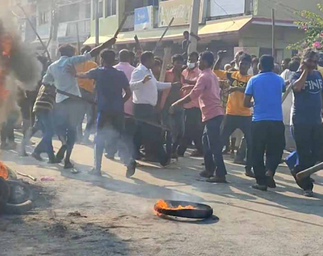 Sunsari tense after youth 'commits suicide' in police custody