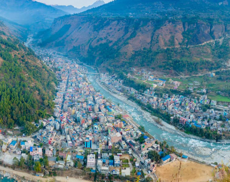 Hotels in Myagdi are full as the number of domestic tourists sees a sharp increase