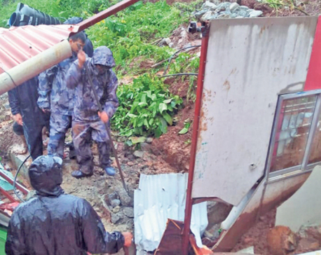 16 succumb to floods and landslides across the country, 23 still missing