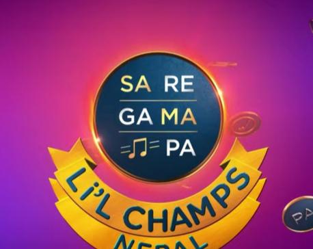 'Sa Re Ga Ma Pa' press meet and sponsorship signing ceremony