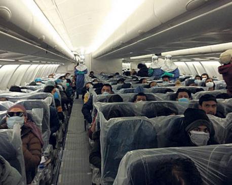 Qatar returnee sent to Teku hospital after screening at TIA