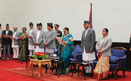 PM Deuba expands his cabinet, finally